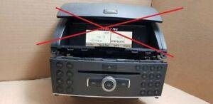 Radio CD Mp3 Mercedes W204 C Klasse GLK NTG4 Autoradio Cd Mp3 Audio20 W204