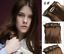 Extra-THICK-Clip-In-Remy-Real-Human-Hair-Extensions-Full-Head-Double-Wefted miniature 17