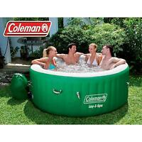 Inflatable Massage Spa Portable Heating System Spa Hot Tub