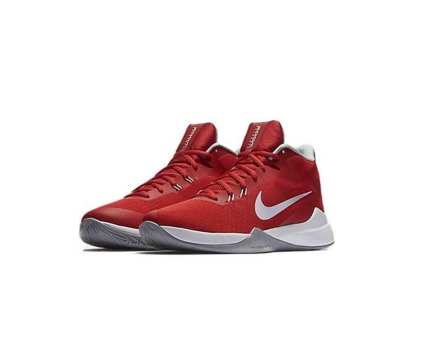 Hombre Nike Zoom Evidence Rojo Zapatillas Baloncesto 852464 852464 852464 601 3c2773