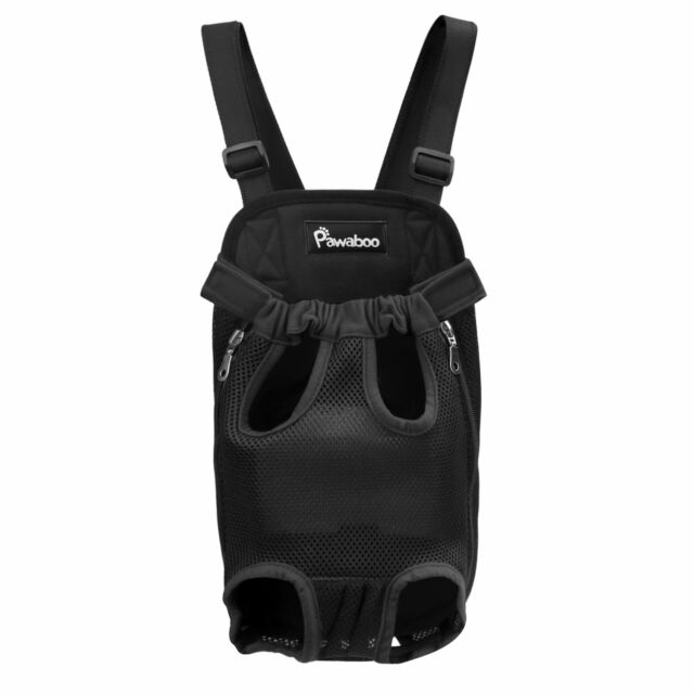 Pawaboo Pet Backpacks Carrier Backpack Adjule Front Cat Dog Travel Bag For