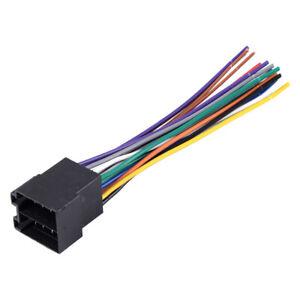 Car Radio Stereo Wiring Harness Adapter Plug fit für VW ... on