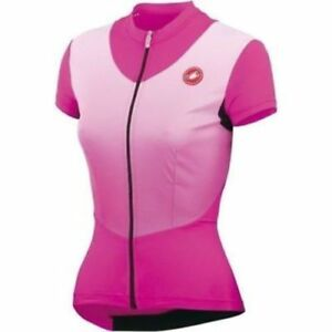 Image is loading Castelli-Solare-Jersey-FZ-Women-039-s-Small- b23fed290