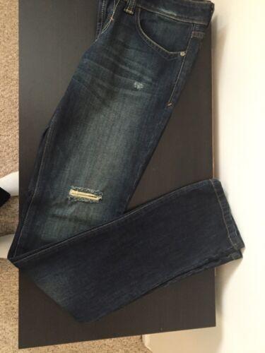 Jeans Dl 26 1961 Sally Autentisk Kvinder Lige Slim Ny ww6Aqz