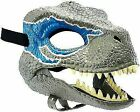 Jurassic World Toys GCV81 Realistic Velociraptor Blue Mask - multicolor
