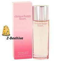 Clinique Happy Heart Perfume Spray, 1.7 Fl Oz. Sealed Sexxy Parfum