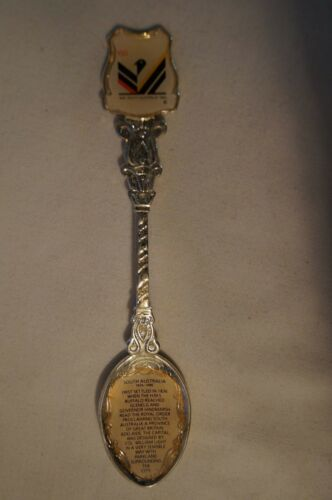 Spoon Collectable Souvenir Vintage 150 Years South Australia