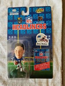1996 Drew Bledsoe Corinthian Headliners Figure New England Patriots