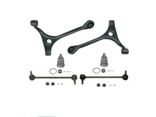 1996 to 05//12//98 Sable Lower Control Arm /& Ball Joint /& Links 6pc