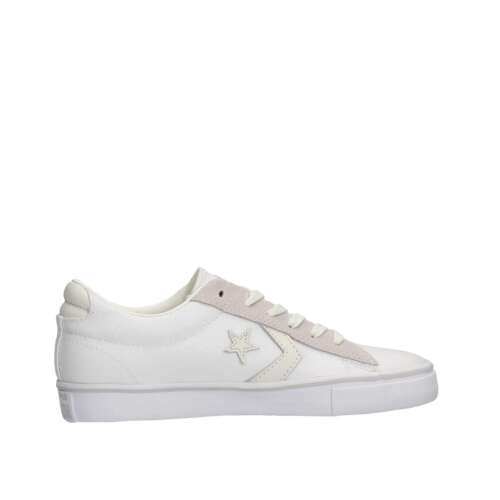 Bianco Converse Ox 560970c Suede Grigio In Leather E Pro Sneakers Vulc Pelle FqfwFvx1r