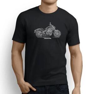 Kawasaki Vulcan S 2017 Inspired Motorcycle Art Men S T Shirt Ebay