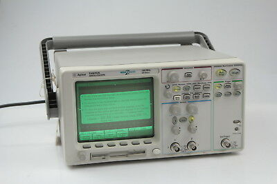 Hats Intelligent Hp Agilent 54622a Oscilliscope 100mhz 200 Msa/s #6