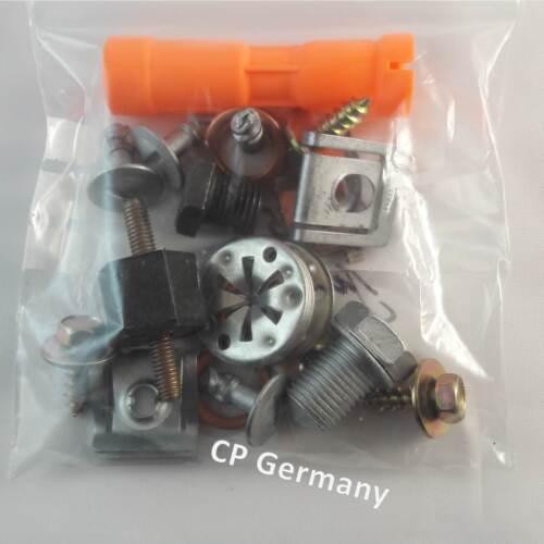 befestigunsteile vis #60457 VW Clipse gamme Vw
