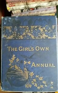 THE-GIRLS-OWN-ANNUAL-ILLUSTRATED-1886-1887-832-BRILLIANT-PAGES