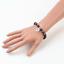 miniature 136 - Crystal Gemstone Bead Bracelet Chakra Natural Stone Reiki Healing Anxiety Stress