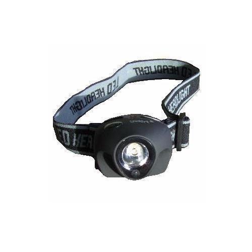 with RED LED Gelert 1 watt Single LED Head Torch TOR347 new