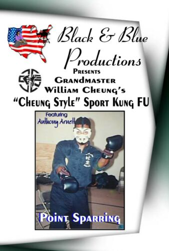 Grandmaster William Cheung Style Wing Chun Style Point Fighting Instructional