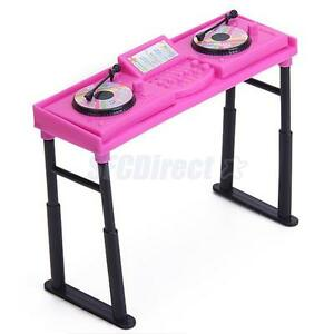 Image is loading Music-DJ-Console-mixer-Controller-operator-Set-For-  sc 1 st  eBay & Music DJ Console mixer Controller operator Set For Barbie Ken Doll ...