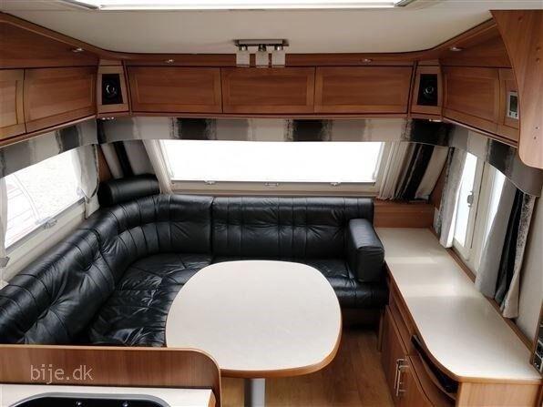 Kabe Royal 560 LXL KS, 2010, kg egenvægt 1425