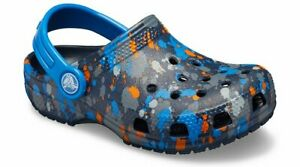 Crocs-Kids-Classic-Printed-Clog