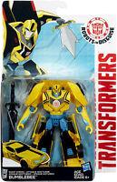 Hasbro - Transformers Robots In Disguise Warrior Class - Night Strike Bumblebee