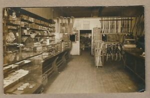 1911-REAL-PHOTO-POSTCARD-INTERIOR-STORE-BRITISH-COLUMBIA