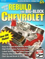 Rebuild Big Block Chevy 396, 402, 427, 454, 502