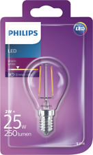 Artikelbild Philips LEDClassic 25W P45 E14 WW CL ND 1BC/4 LED-Standardlampe 250 Lumen 2 Watt