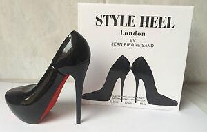 Szczegóły o Style High Heel London Perfume Gift Luxurious Ladies Jean Pierre Sand MUST HAVE