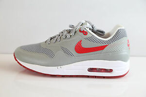 separation shoes bbf90 8b8f7 Image is loading Nike-Womens-Air-Max-1-Fuse-Matte-Silver-