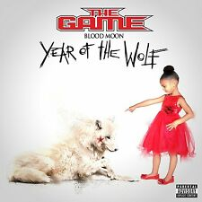 THE GAME - BLOOD MOON: YEAR OF THE WOLF 2 VINYL LP NEW+