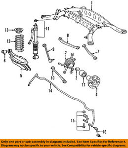 Fine Mercedes Mercedes Benz Oem S600 Rear Suspension Frame Crossmember Wiring Digital Resources Xeirawoestevosnl