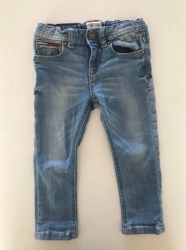 Jeans, Bukser, Tommy Hilfiger