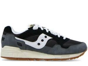 Saucony-Shadow-S70404-24-Grigio-Sneakers-Uomo-Scarpa-Sportiva-Casual