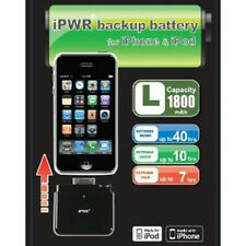 iPWR 1800mAh iPhone backup battery - for iPhone 3GS, 3G, iPhone and iPod