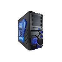Custom Amd Fx 4100 X4 Quad Core Barebones Gaming Desktop Computer System