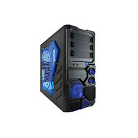Custom Amd Fx 4100 X4 Quad Core Barebones Gaming Desktop Computer System