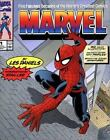 Marvel : Five Fabulous Decades of the World's Greatest Comics by Les Daniels (1993, Paperback)