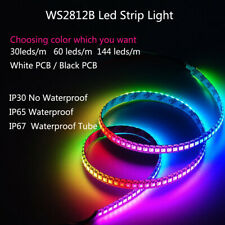 SK6812 RGBW WWA LED Pixel Strip Individually Addressable Christmas Light Tape 5V
