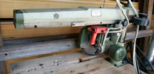 Omga 600 P3s 14 Woodworking Radial Arm Saw 5hp 230480v Low Hour Saw