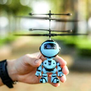 LED-de-Jouet-Robot-Pour-Enfants-Adoptant-la-Technologie-a-Induction-Infrarouge