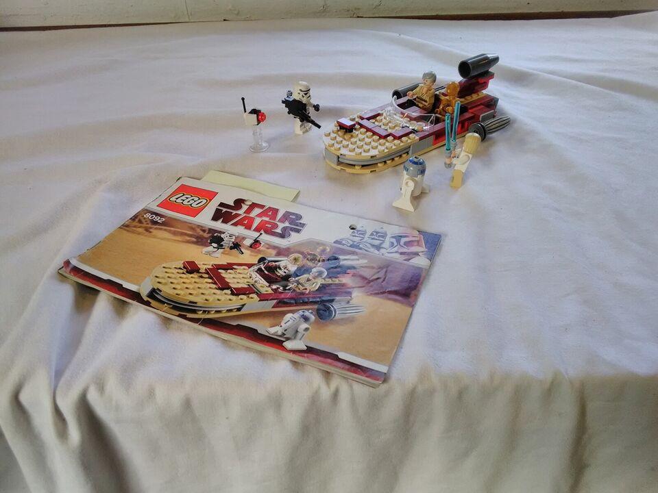 Lego Star Wars, 8092