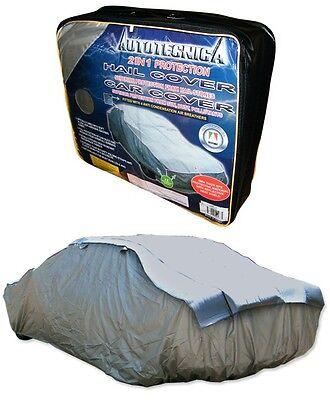 AUTOTECNICA PREMIUM HAIL CAR COVER WATERPROOF MEDIUM UP TO 4.4M 35/175