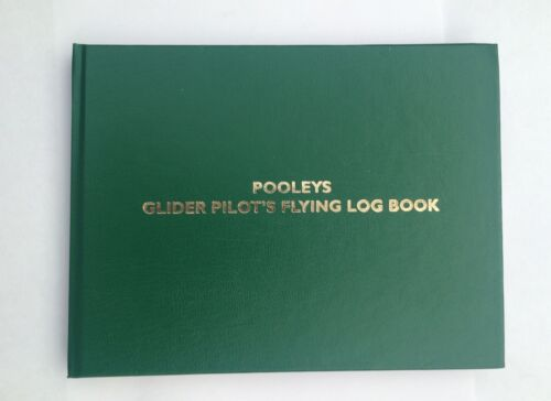 Pooleys Glider Pilots Logbook BGA Approved