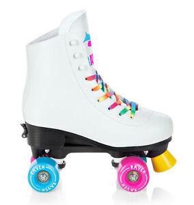 Werksverkauf herausragende Eigenschaften Sonderverkäufe Details zu Rollschuhe Roller Skates Rollerskates Raven Iris verstellbare  Größe - Neu!
