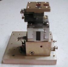 26 GHz Gunn Diode Varactor Transceiver  Experimenters Item Cool Stuff WR-42 WG