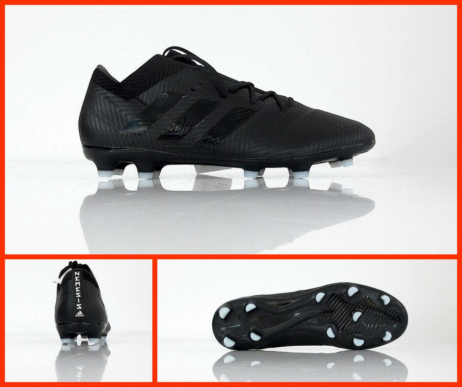 Adidas Schuhe Fußball nemeziz 18.2 fg DB2091 schwarz Juli 2018