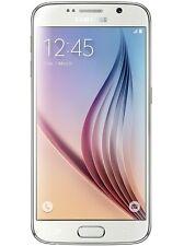 Samsung Galaxy S6 SM-G920V 32GB White Verizon Straight Talk Unlocked Mint