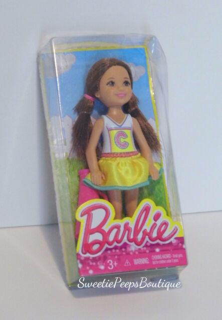 Barbie Chelsea & Friends Doll Dress Up Fun Cheerleader CGP14
