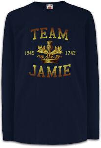 Team-Jaime-Kinder-Langarm-T-Shirt-Schottland-Wappen-Outlander-Claire-Fraser